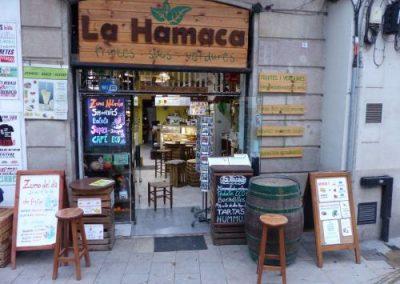 fruta y verdura organica barcelona