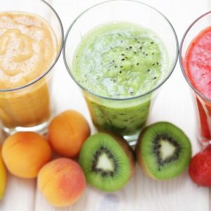 Zumos natuales 3 frutas